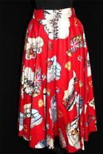 Abbigliamento vintage rossi per donna taglia M
