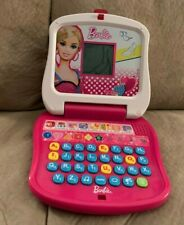Barbie Laptop Learning Game Child's Educational Interactive Learning Game HTF