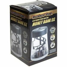 Electronic Coin Sorting Bank Automatic Money Savings Sorter Change Jar Box