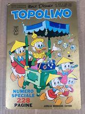 TOPOLINO LIBRETTO N°577 18 DICEMBRE 1966 SI BOLLINO OLD COMIC