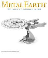 Fascinations Metal Earth Star Trek USS Enterprise NCC-1701-D Laser Cut 3D Model
