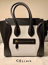 Celine Micro Luggage Medium Bag Multicolor