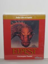 Audiobook Spanish audio Libro en Espanol Eldest Christopher Paolini new sealed