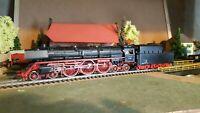 Liliput échelle ho locomotive 232 avec tender de la DB réf : 10503