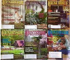 Countryside Magazine Bundle 6 Issues Small Stock Journal 2005-2011  Lot Q