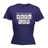 SEVEN MENOPAUSE DWARVES WOMENS T-SHIRT tee for funny mothers day present for