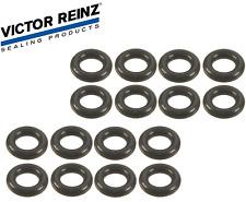 BMW E38 E39 E53 540i Set of 16 O-Ring - Fuel Injector VICTOR REINZ 13641437474