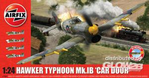 Airfix Hawker Typhoon 1B-Car Door (Plus Extra Luftwaffe Scheme) IN 1:24