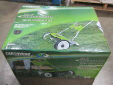 """Earthwise Quiet-Cut 18"""" Walk-Behind Nonelectric Push Reel Lawn Mower 515-18"""