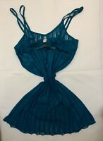 Primizia blue Camisole Top sleepwear nightwear size M