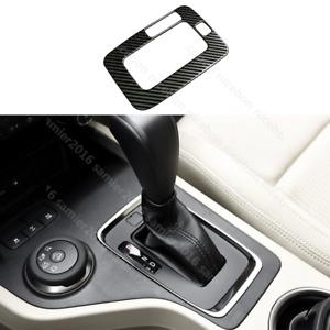 fit for Ford Ranger Everest LHD Carbon fiber color Inner Gear Shift Panel Cover