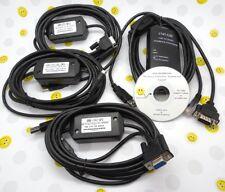 Allen Bradley PLC Set/Kit 1747-UIC USB 2711-NC13 1747-CP3 1761-CBL-PM02 1756-CP3