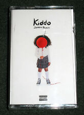 "JESSIE REYEZ ""KIDDO"" EP CASSETTE TAPE - Figures -New & Sealed **Extremely Rare**"
