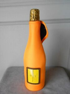 French pre-owned Veuve Clicquot Champagne Ice cooler bag Jacket