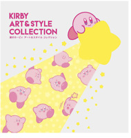 Nintendo JAPAN KIRBY'S KIRBY Art Style Collection Book