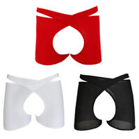 Sexy Men's Lingerie Underwear Boxer Briefs Shorts Trunks Smooth Panty Underpants