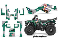 ATV Graphics Kit Quad Decal Sticker Wrap For Kawasaki Bayou 250 03-11 TBOMBER G