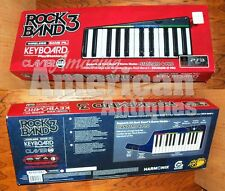 Rockband 3 - Playstation 3 - PS3 - Keyboard - Wireless Factory Sealed Brand New