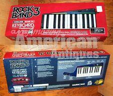 Rockband 3 - Playstation 3 - PS3 - Keyboard - Wireless Factory Sealed Brand New