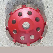 Diamantschleiftopf  P Beton Granit 115 mm Diamant - Schleifteller Schleiftopf
