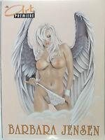 Erotik Artbook Art Premiere # 14 The Art of Barbara Jensen NEU