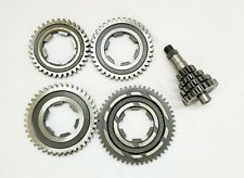 LAMBRETTA AF RAYSPEED STYLE CLOSE RATIO GEARBOX IMPROVED 4 GEARS 1 CLUSTER