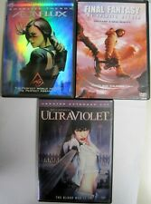 Aeon Flux - Final Fantasy: The Spirits Within - Ultraviolet (Dvd)