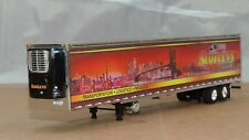 dcp carrier tandem axle reefer trailer new no box 1/64