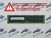 Samsung 8GB DDR3-1333 PC3L-10600R M393B1K70CH0-YH9 CL9 Server ECC REG 1,35V Ram