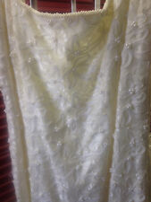 Marie St. Claire- Size 12. Beautiful Ivory Beaded Dress .
