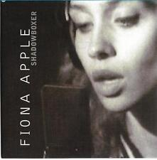 Fiona Apple cd (3 tracks) - Shadow Boxer