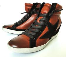 Kennel & Schmenger Sneaker Samba Calf Amber Cognac UK8/ Gr42