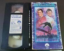 Star Trek IV: The Voyage Home (VHS)