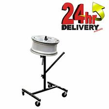 Power-Tec 92440 Automotive Alloy Wheel Repair/Repainting Stand