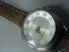 "Kenneth Cole Reaction ladies watch runs perfect 7""  leather band shows wear nice"