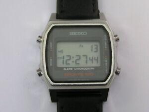 Vintage Seiko Alarm-Chronograph Sports 100 A914-5000