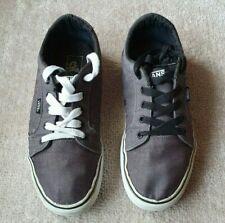 Vans UK Size 8 Men Shoes Charcoal/Black Model VN-0NLUL9B-men