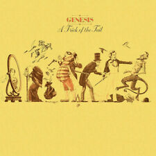 Genesis - A Trick Of The Tail [New Vinyl LP] Colored Vinyl, 180 Gram, Yellow