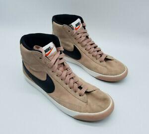 Nike Wmns Blazer Mid 77 Women's Sneaker Particle Pink Black 917862-601 Size 8.5