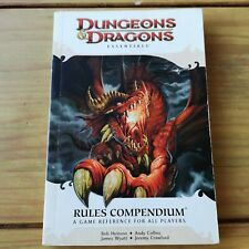 Dungeons & Dragons :- Rules Compendium