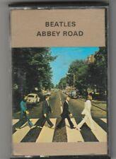 THE BEATLES Cassette Album - ABBEY ROAD