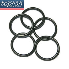 5X Vauxhall Combo Corsa Insignia Vectra Zafira Sump Oil Drain Plug O Ring Seal*