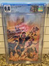 X-Men Children of the Atom #1 Felipe Massafera VIRGIN CGC 9.8 - IN HAND
