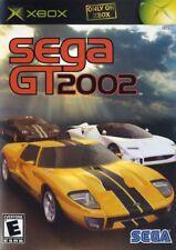 Sega GT Original Xbox Microsoft Game Only Fast Shipping!