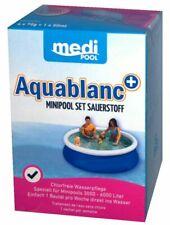 MiniPool-Set Sauerstoff 3 x 320g POWERHAUS24 mediPOOL 3 x Aquablanc
