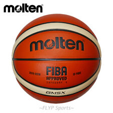 Molten Basketball GM5X BGMX GMX Series Size 5 Indoor Outdoor Synthetic Leathe...