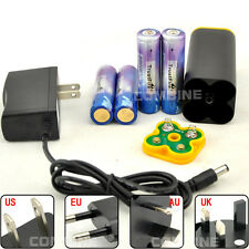 TrustFire 8.4V Rechargeable detachable Battery Pack + Charger for Bicycle light
