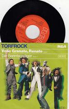 Deutsche Schlager Vinyl-Schallplatten-Singles mit Rock