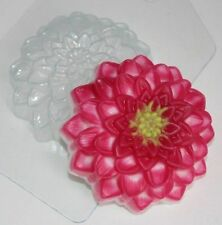"""Dahlia"" plastic soap mold soap making mold mould"