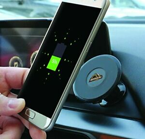 Armor All Magnetic Mount w/Qi Wireless Charging